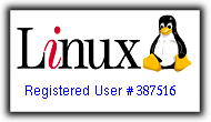 Linux User #387516